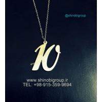 گردنبند شماره 10 ده