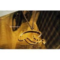 گردنبند مهسا طلایی