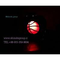 چراغ خواب رومیزی طرح بسکتبال