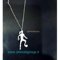 گردنبند فوتبال فوتسال women 2