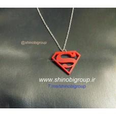 گردنبند سوپرمن-پلکسی گلس